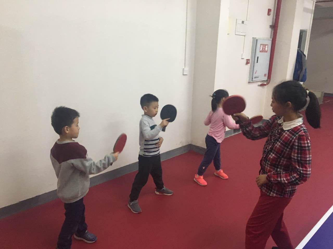 重庆乒乓球培训教您掌握旋转和速度的转换